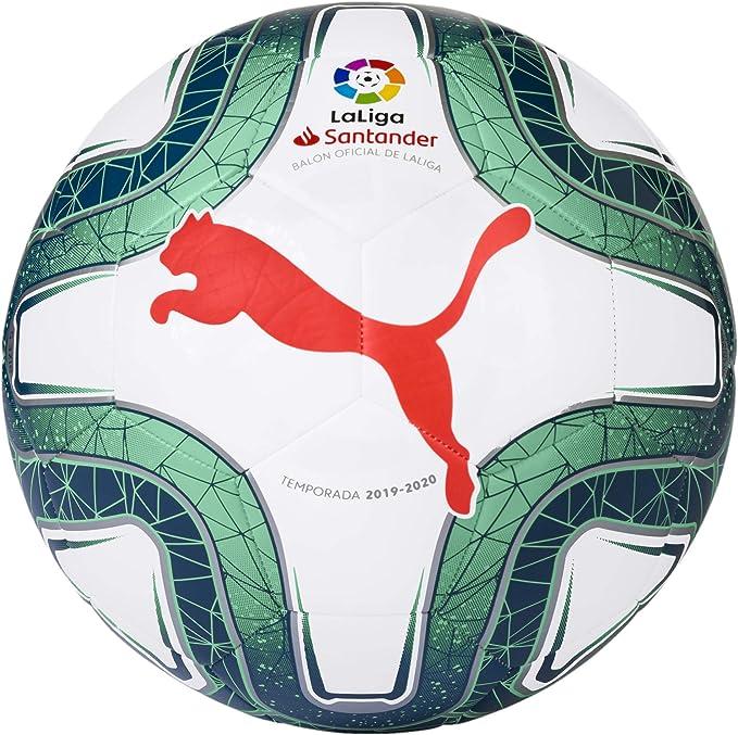 PUMA La Liga 1 MS 2019/20 Training Ball Soccer Ball Size 5: Amazon.es: Deportes y aire libre