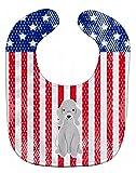 Caroline's Treasures Patriotic USA Baby