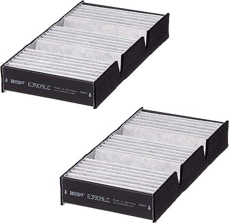 Hengst Filter E3909lc 2 Innenraumfilter Set Of 2 Auto