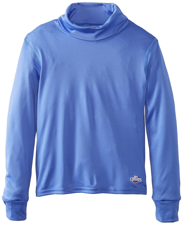 Hot Chillys Kid's Peach Skins Turtleneck Shirt HC4091
