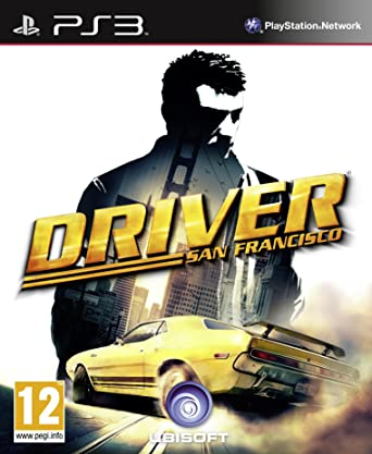 Amazon Com Driver San Francisco Ps3 Video Games