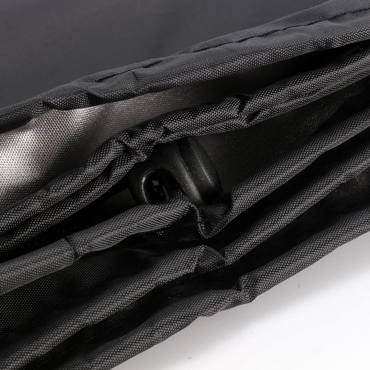 30Cm Black Polyester-Cotton Blend Printer Dust Cover ExcLent 50 40