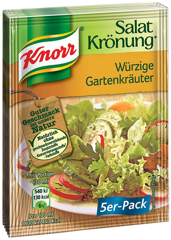 Knorr Garden Herbs Salad Dressing -5 pcs