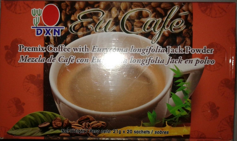DXN Eu Cafe Instant Coffee with Eurycoma Longifolia Jack ...