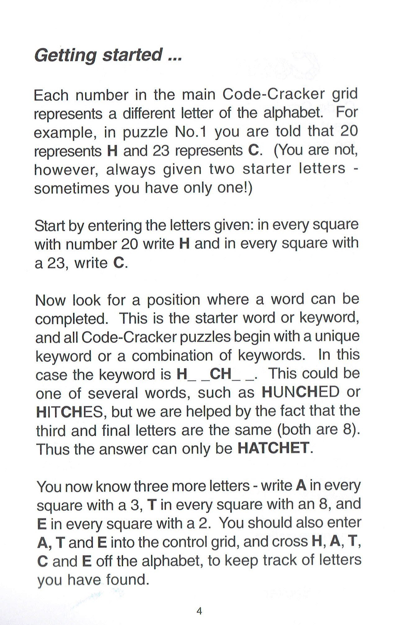 photo regarding Printable Code Cracker Puzzles identify Simon Shukers Code-Cracker - Amount Just one: Simon Shuker