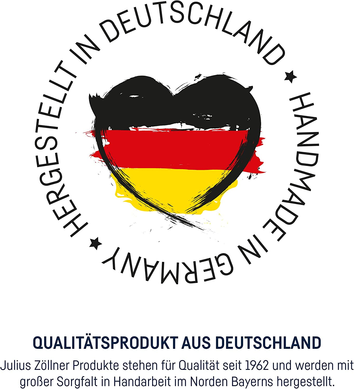 Julius Z/öllner 2220120030 Softy Matelas /à langer certifi/é /Öko-Tex Standard 100 Blanc 75 x 85 cm 800 g