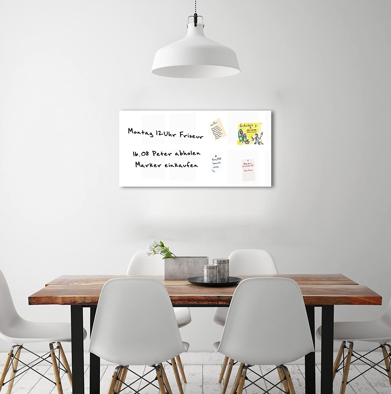 mint 10 Neodym-Magnete PVC-Frei Kreidestift Tafel f/ür Kinder 70x60cm Schadstofffreie Magnet-Tafelfolie selbstklebend inkl Kreidetafel Wandtafel