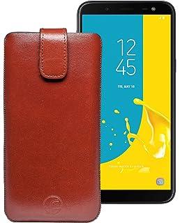Suncase Original Etui Tasche für Samsung Galaxy J6: Amazon