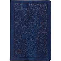 The Passion Translation New Testament (2020 Edition) Large Print Navy: With Psalms, Proverbs, and Song of Songs (Faux…