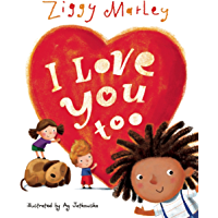 I Love You Too book cover