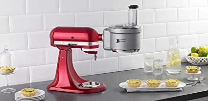 KitchenAid 1042903482 Food Processor Attachment with Dicing Kit by KitchenAid: Amazon.es: Hogar