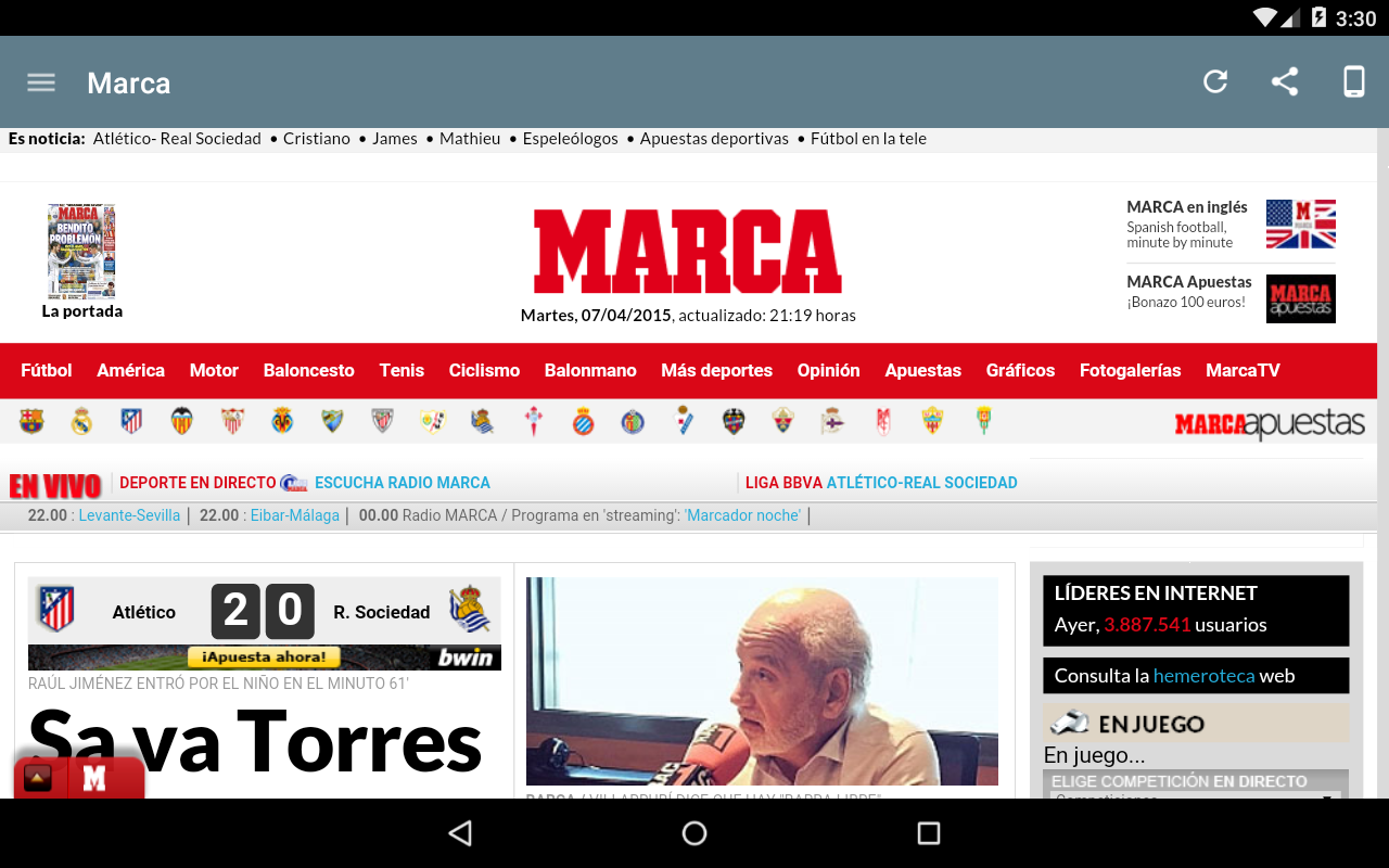 Amazon.com: Spain Newspapers: Appstore for Android