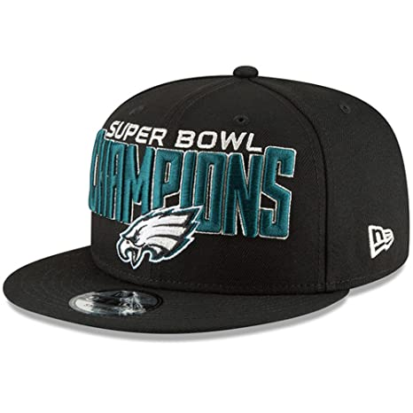 80306dc00 Image Unavailable. Image not available for. Color  Philadelphia Eagles New  Era Super Bowl LII Champions ...