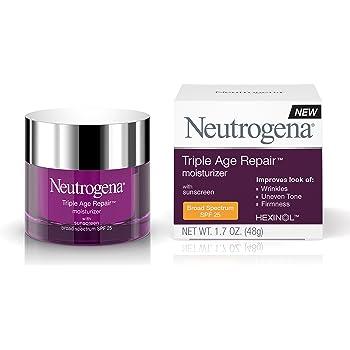 Amazon.com: Neutrogena Healthy Skin Firming Cream SPF 15