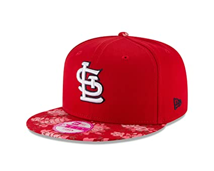 info for 21326 c1415 New Era MLB St. Louis Cardinals Women s Snap Bloom 9Fifty Snapback Cap, One  Size