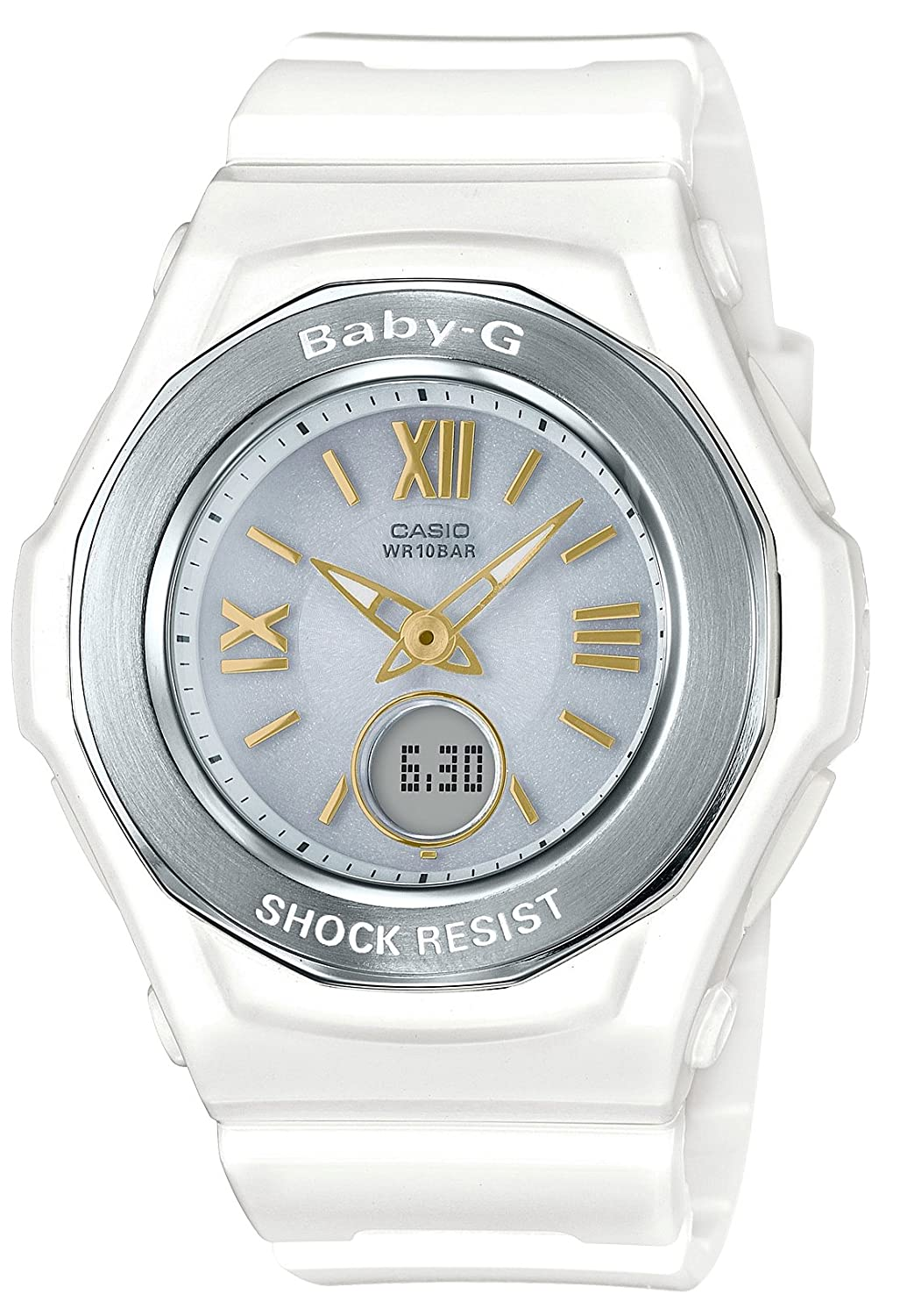 カシオ(CASIO) BABY-G PRECIOUS HEART SELECTION BGA-1050GA-7BJF