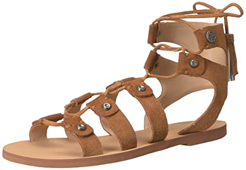 f782fa8d5f3819 Guess Women s Franda2 Flat Sandal  Amazon.co.uk  Shoes   Bags