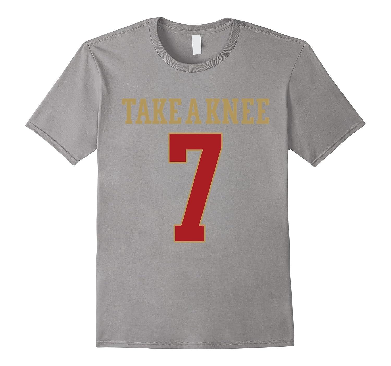 TAKE A KNEE T SHIRT #TAKEAKNEE T-SHIRT Hashtag takeaknee tee-Art