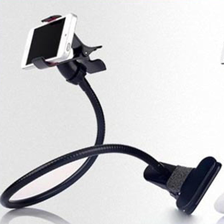 SYSTEM-S – Soporte Universal Flexible Mesa & Cama Cuello de Cisne Brazo Soporte para Smartphone: Amazon.es: Electrónica