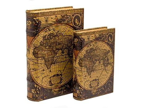 Coppia manichini libro in stile antico: Amazon.it: Casa e cucina