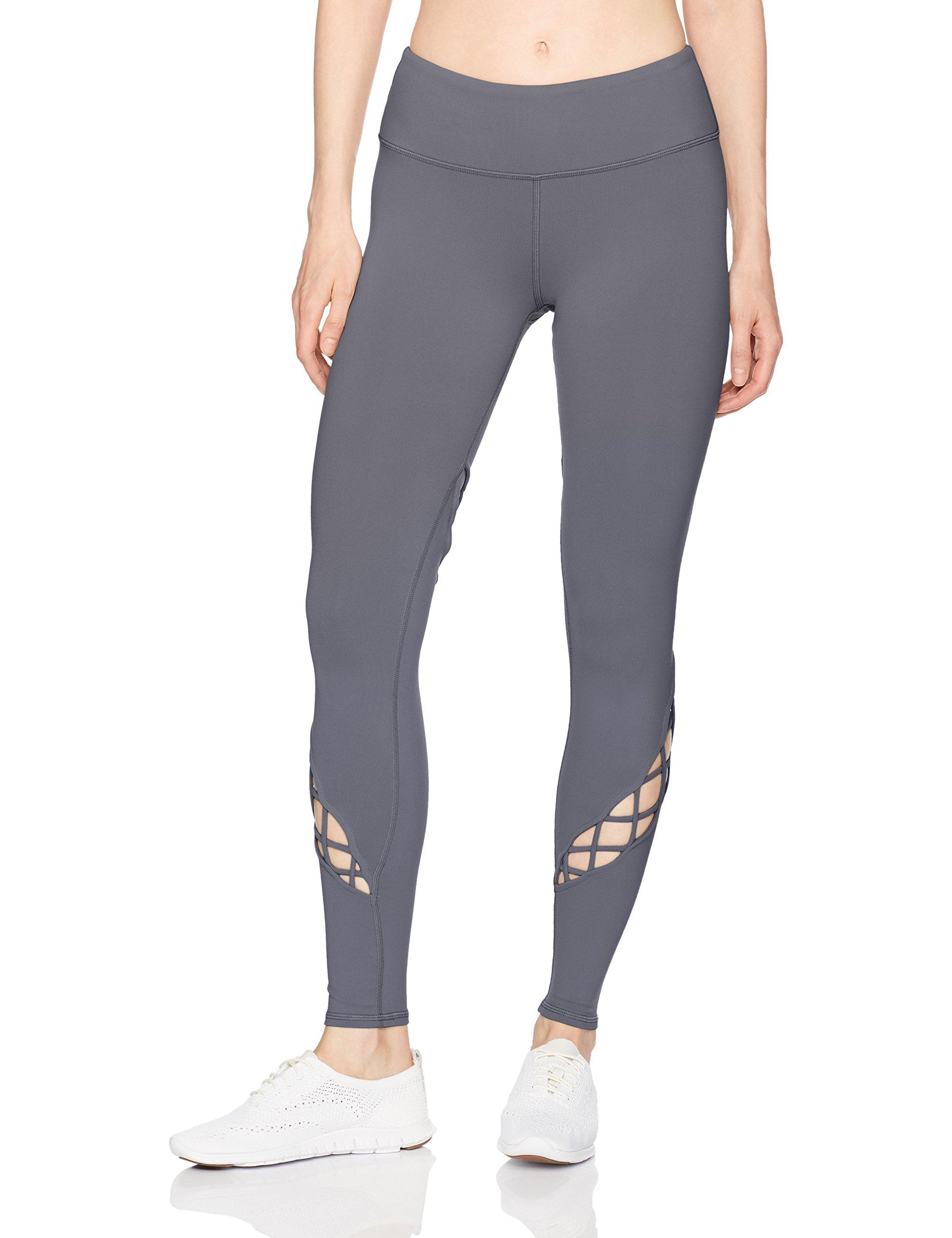 Alo Yoga Women's Entwine Legging, Anthracite XXS