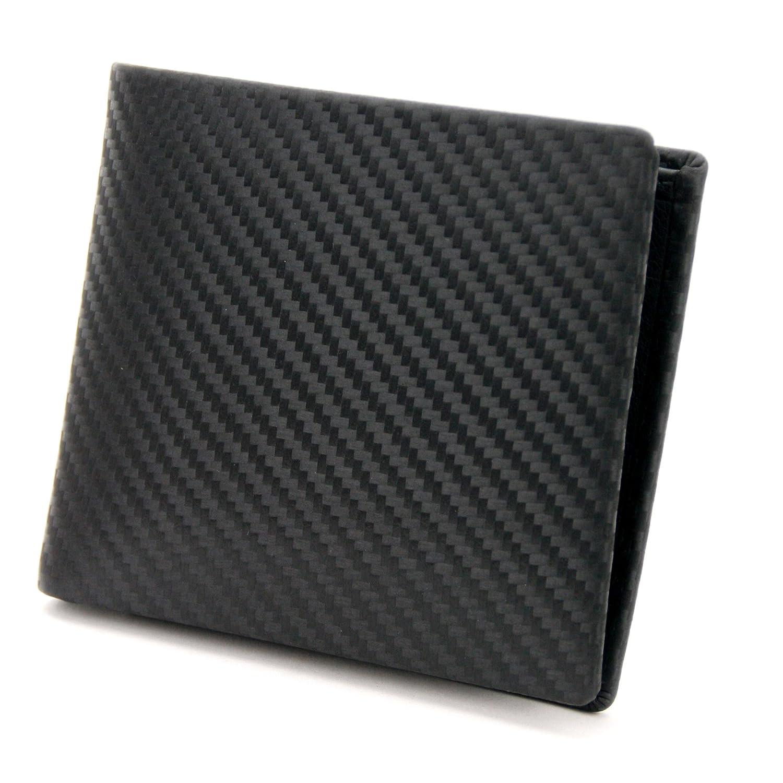 DUNHILL 【ダンヒル】 二つ折財布 L2H232A CHASSIS BLACK(ブラック) B00IZSPXWE