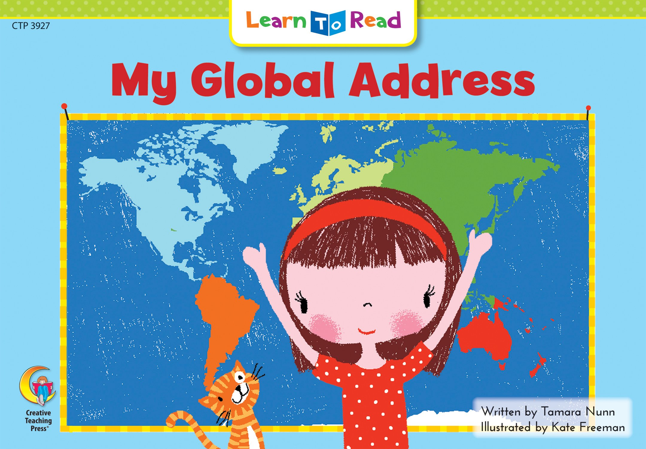My Global Address Learn to Read, Social Studies (Social Studies Learn to Read)