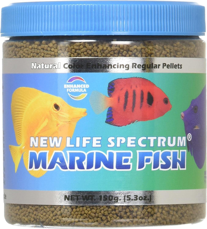 New Life Spectrum Naturox Series Marine Formula Supplement, 150g