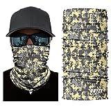 OUYZY Neck Gaiter, Headwear, Face Sun Mask, Magic
