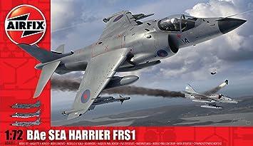 Airfix A04051 - Maqueta de avión Sea Harrier FRS1 ...
