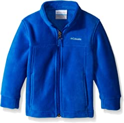 Columbia Youth Boys Steens Mt II Fleece Jacket, Soft Fleece with Classic Fit