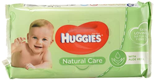 Huggies Natural Care  : prometteuses