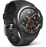 Huawei Watch 2 Montre Connectée (4G/LTE, Rom 4 Go, Android Wear, Bluetooth, WIFI) Carbon Noir