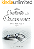Box Contrato de Casamento (Portuguese Edition)