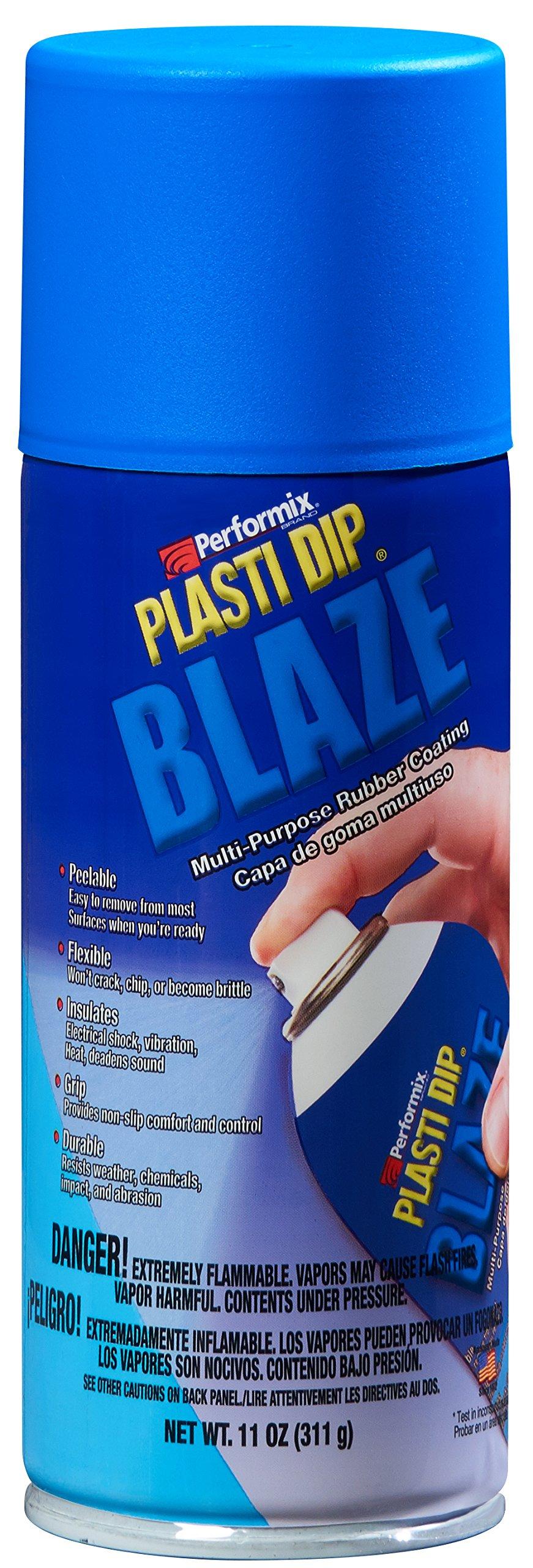Performix 11219-6PK Plati Dip Spray Blaze Blue, 11. Fluid_Ounces