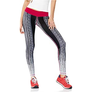 Babalu Fashion Printed Colombian Leggings For Women Workout Colorful Cool Pants