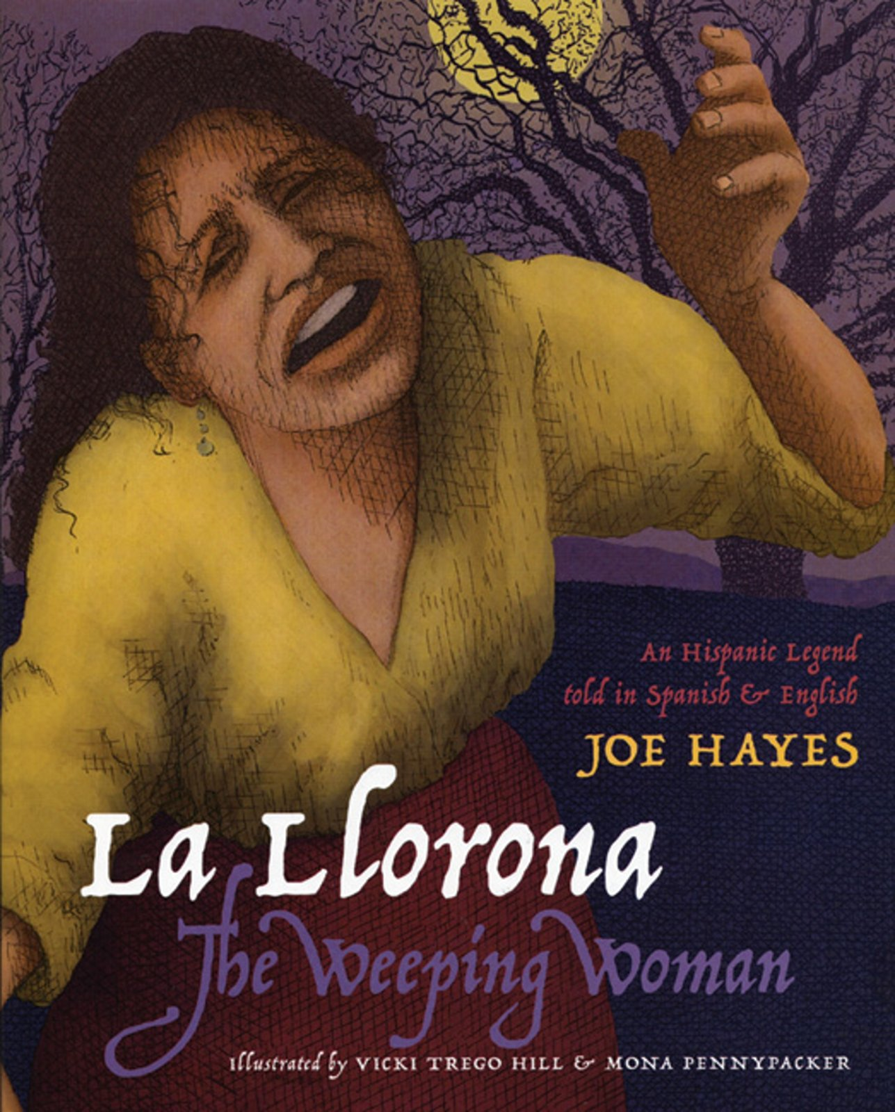 La Llorona / The Weeping Woman (English and Spanish Edition) by Brand: Cinco Puntos Press
