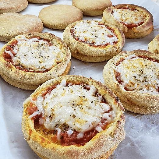 Keto Flatbread and Pizza Mix by Keto and Co   Sólo 0.05 oz ...