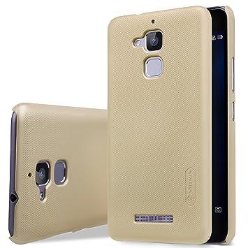 ELTD Asus Zenfone 3 Max 5.2 Funda, Slim Matte Series funda carcasa case para Asus Zenfone 3 Max 5.2 + 1 protector pantalla, Oro
