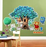 Daniel Tiger Room Decor - Giant Wall Decals