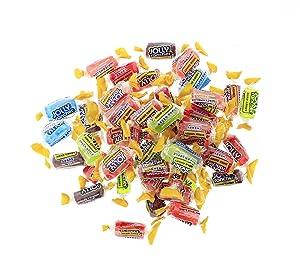 Jolly Rancher Hard Candy 3 Pound Bulk Assortment in an airtight, watertight, stackable easylock container