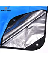 """Arcturus All Weather Outdoor Survival Blanket - All Purpose, Thermal, Reflective - 60"""" x 82"""""""