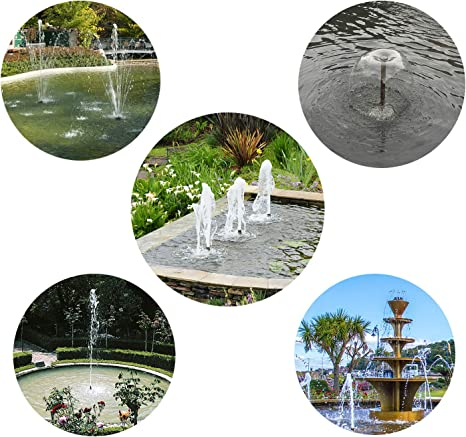 énorme inventaire offre extrêmement unique everfarel Fontaine Pompe de Bassin 1500/1000/800/3000 L/H 800L/H