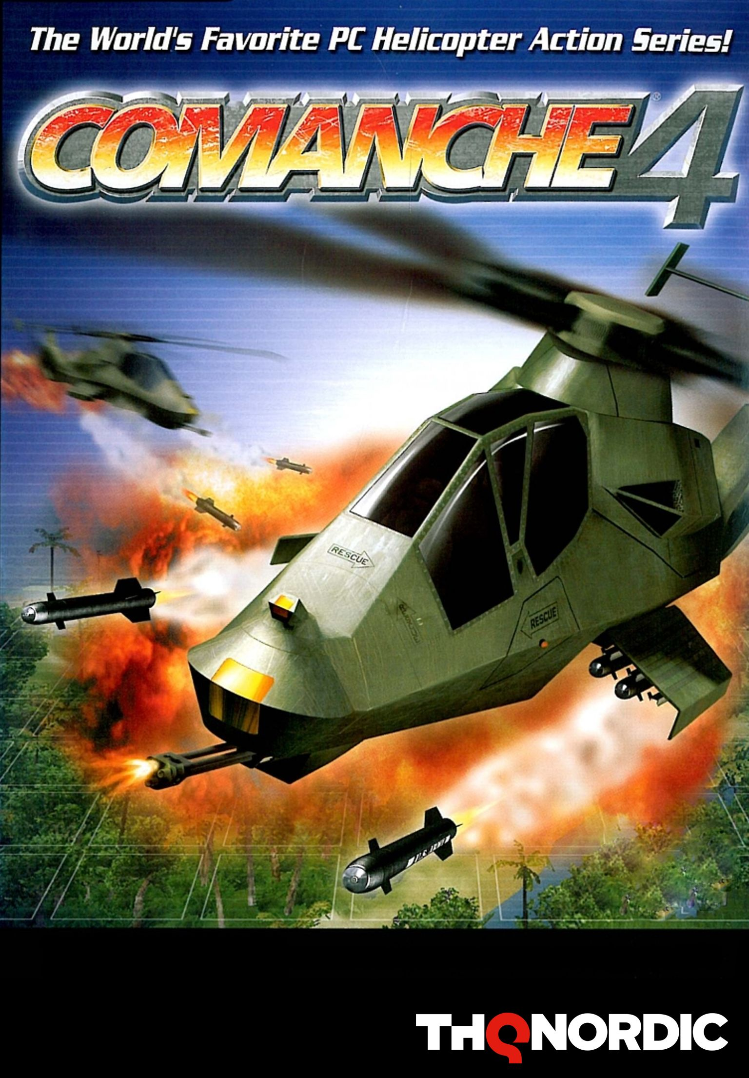 Comanche 4 [Online Game Code]