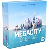 Deals on HUB Megacity Oceania Board Game