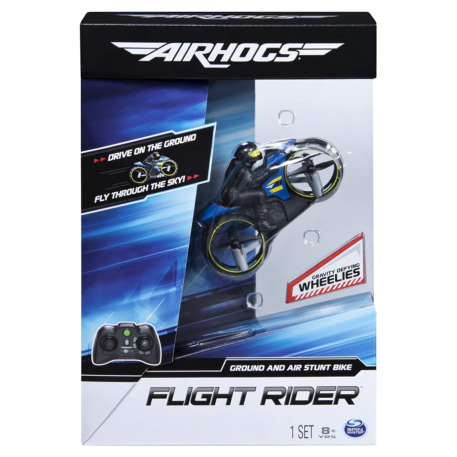Air Hogs Flight Rider (BIZAK 61924646): Amazon.es: Juguetes y juegos