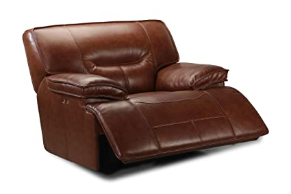 Amazon.com: Drake Leather Power Recliner: Kitchen & Dining