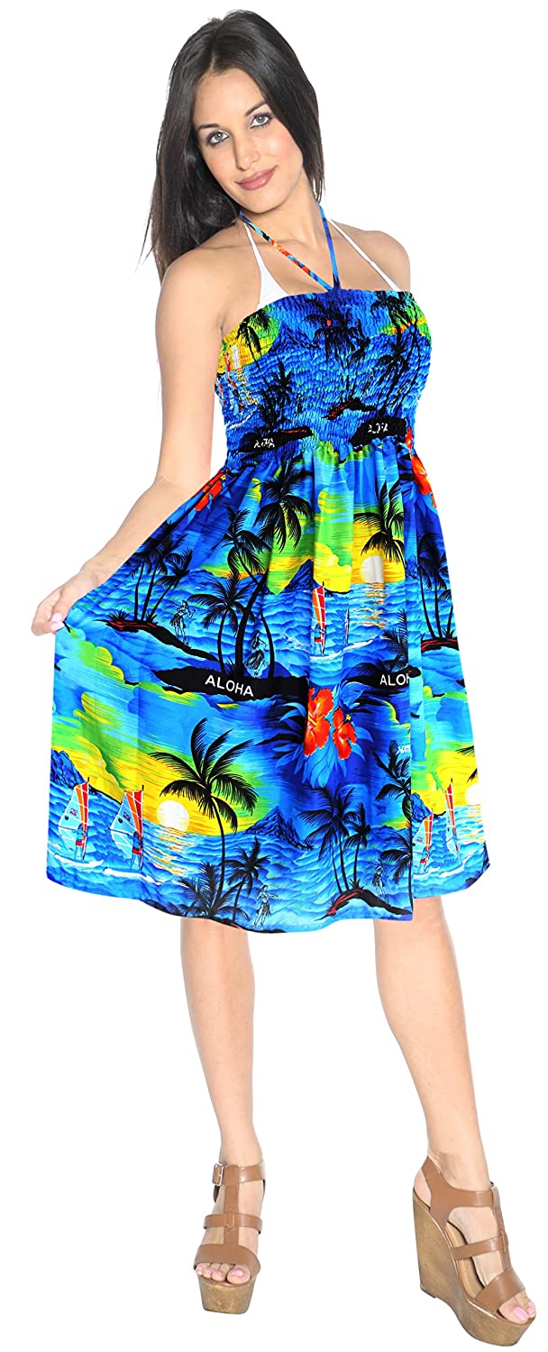 9a87fab072a LIKRE MATERIAL - Stretchy ELASTICATED Dress soft Fabric wears quite well  and is easy to wash 0.5