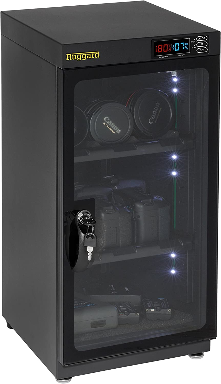 Ruggard Electronic Dry Cabinet (50L)