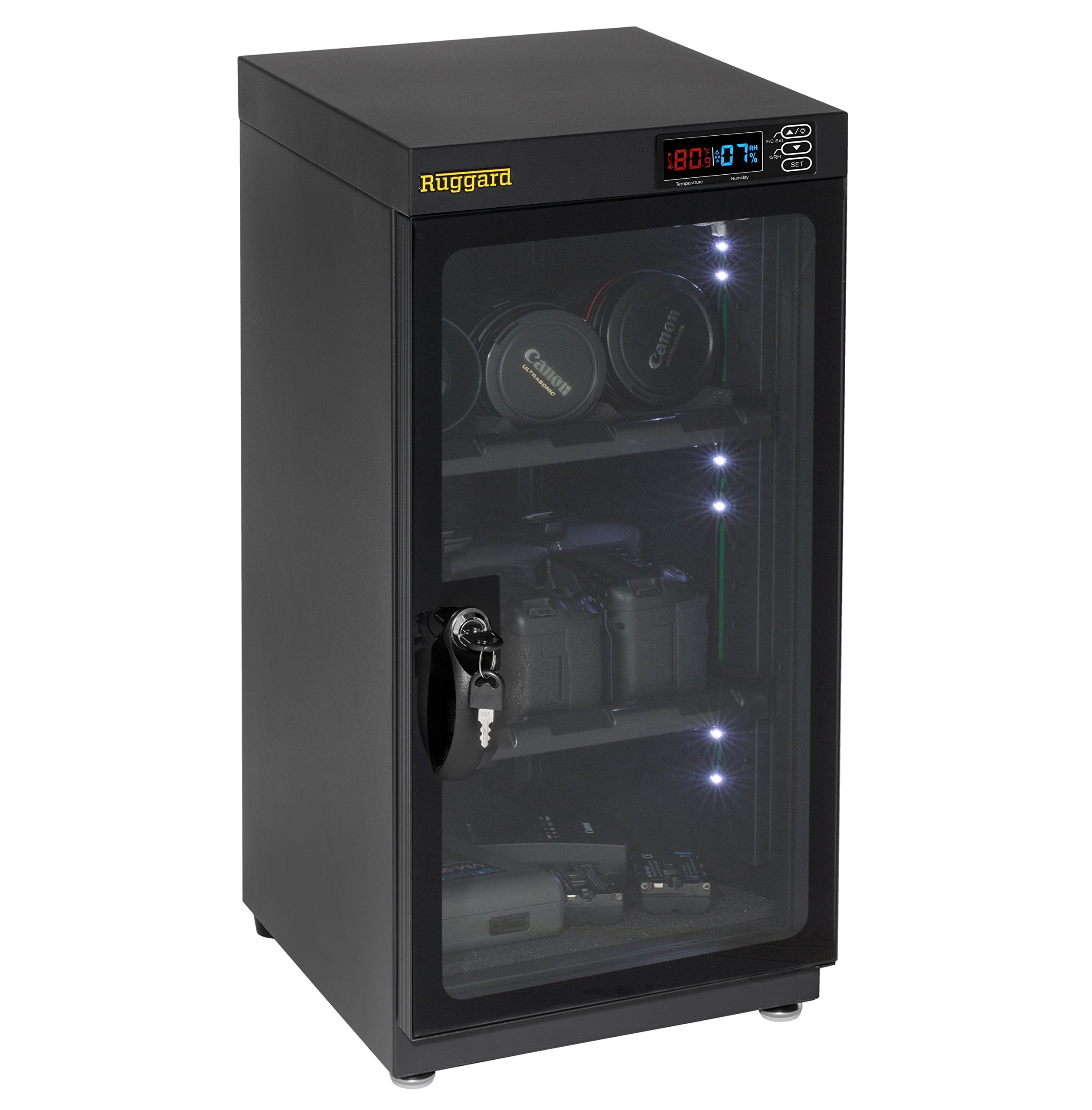 Ruggard Electronic Dry Cabinet (50L) by Ruggard